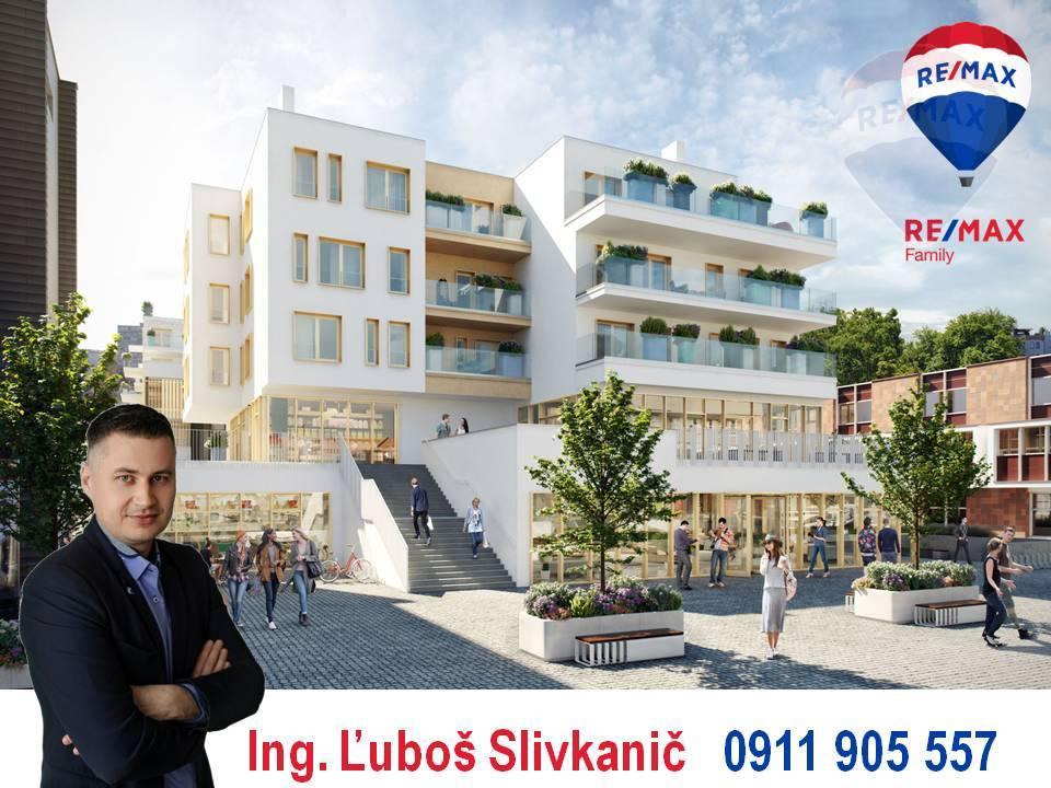 predaj kancelária Nitra, Štefánikova trieda