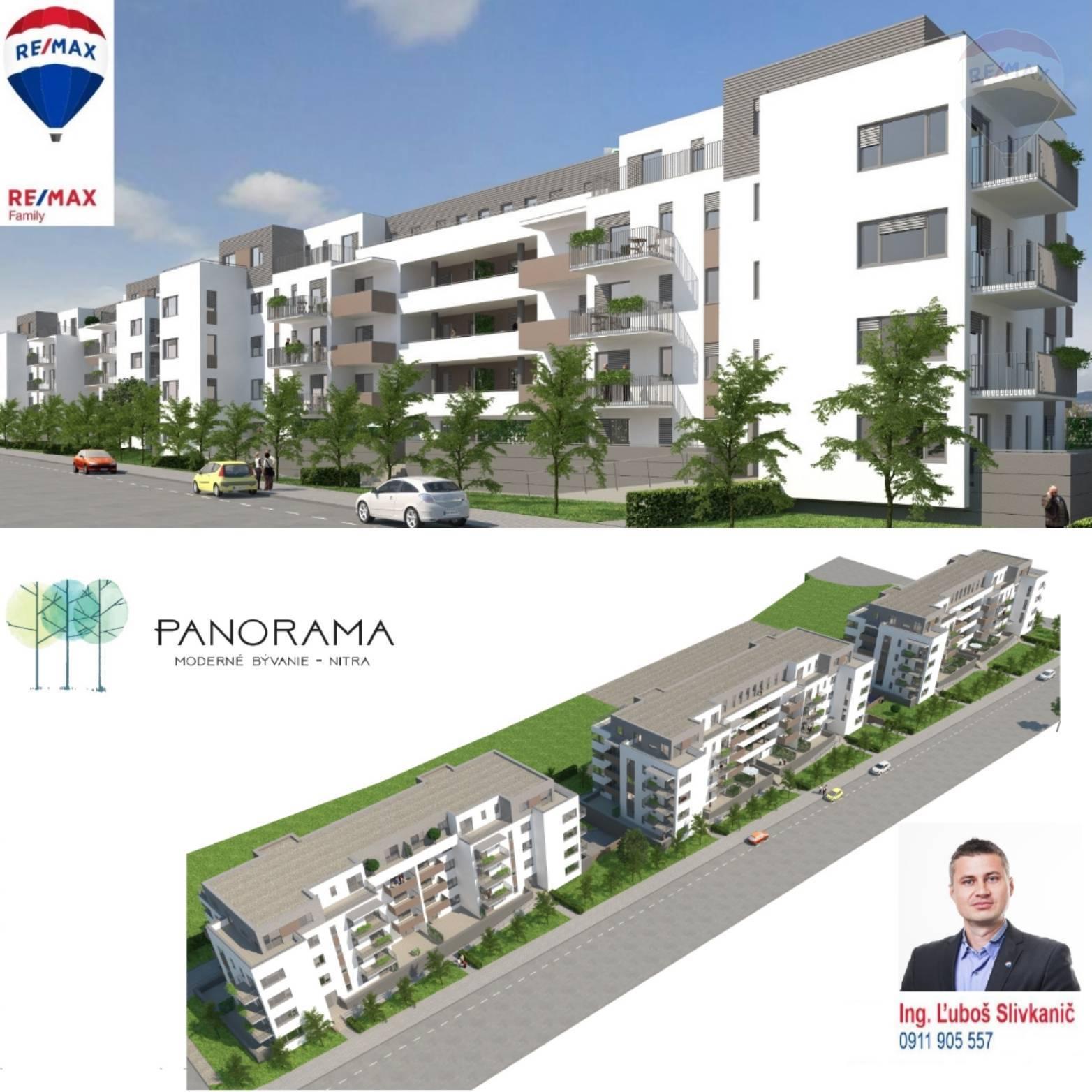 predaj 2 izbový byt Nitra, Kmeťova