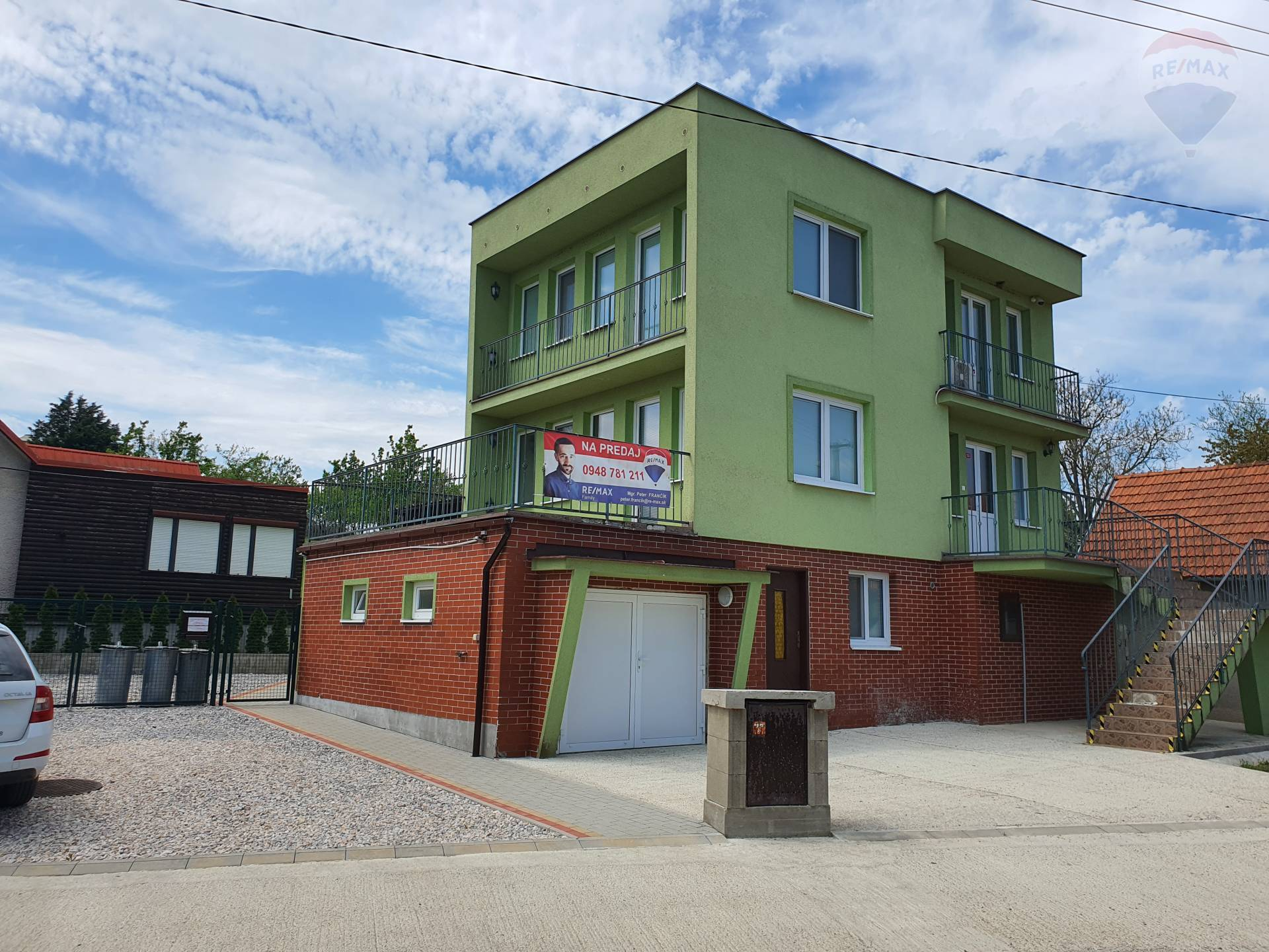 predaj rodinný dom Melek