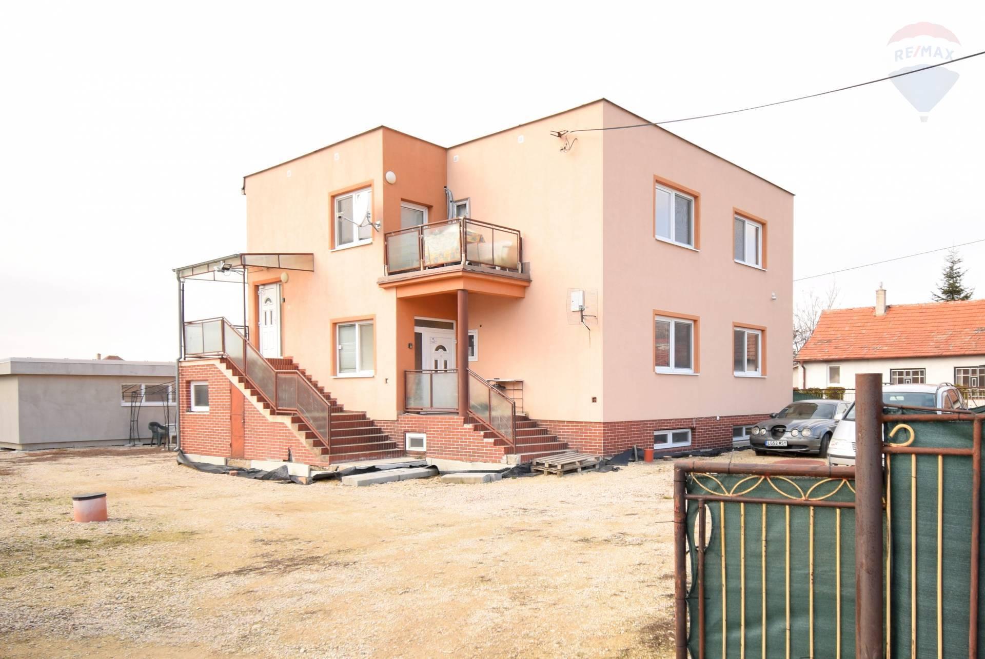 predaj rodinný dom Nitra, Topoľčianska