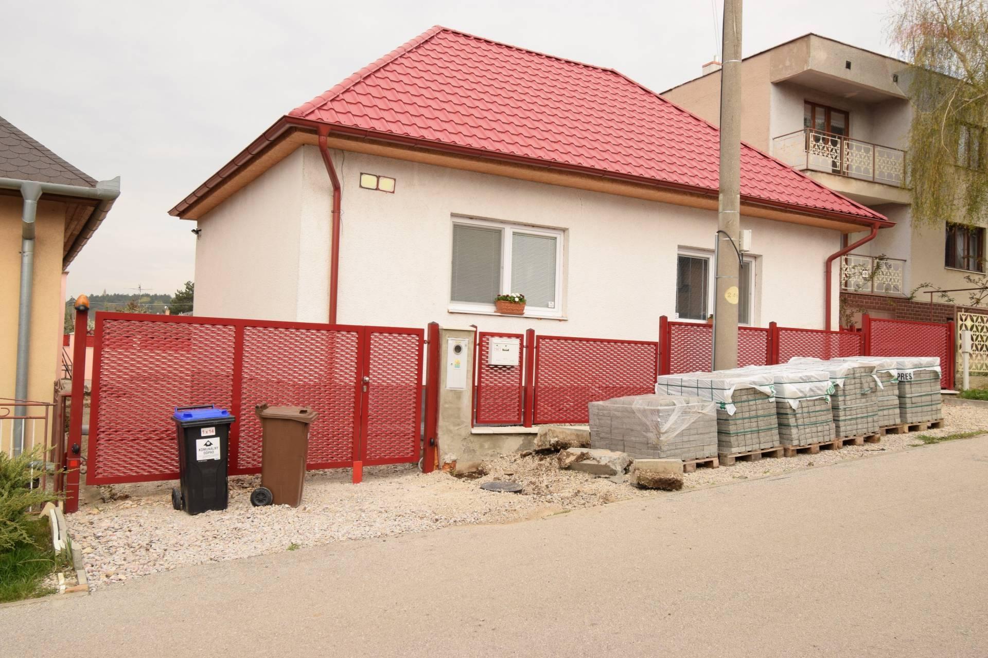 prenájom rodinný dom Nitra, Kochova